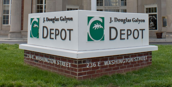 Greensboro Farmers Curb Market Announces Temporary Move  to J. Douglas Gaylon Depot on October 29th