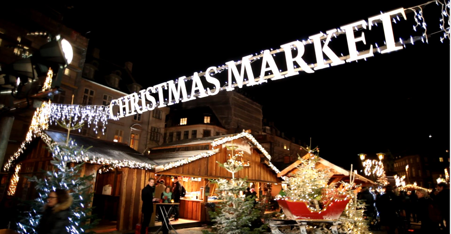 Christmas Eve Market on Saturday, December 24th, 7am-12 noon