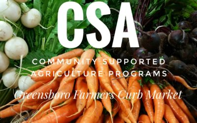 Community Supported Agriculture: Simplify Your Shopping with a CSA
