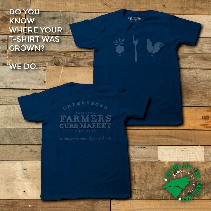 farmers market t-shirts