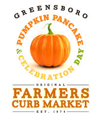 Pumpkin Pancake Day & Celebration @ Greensboro Farmers Curb Market | Greensboro | North Carolina | United States