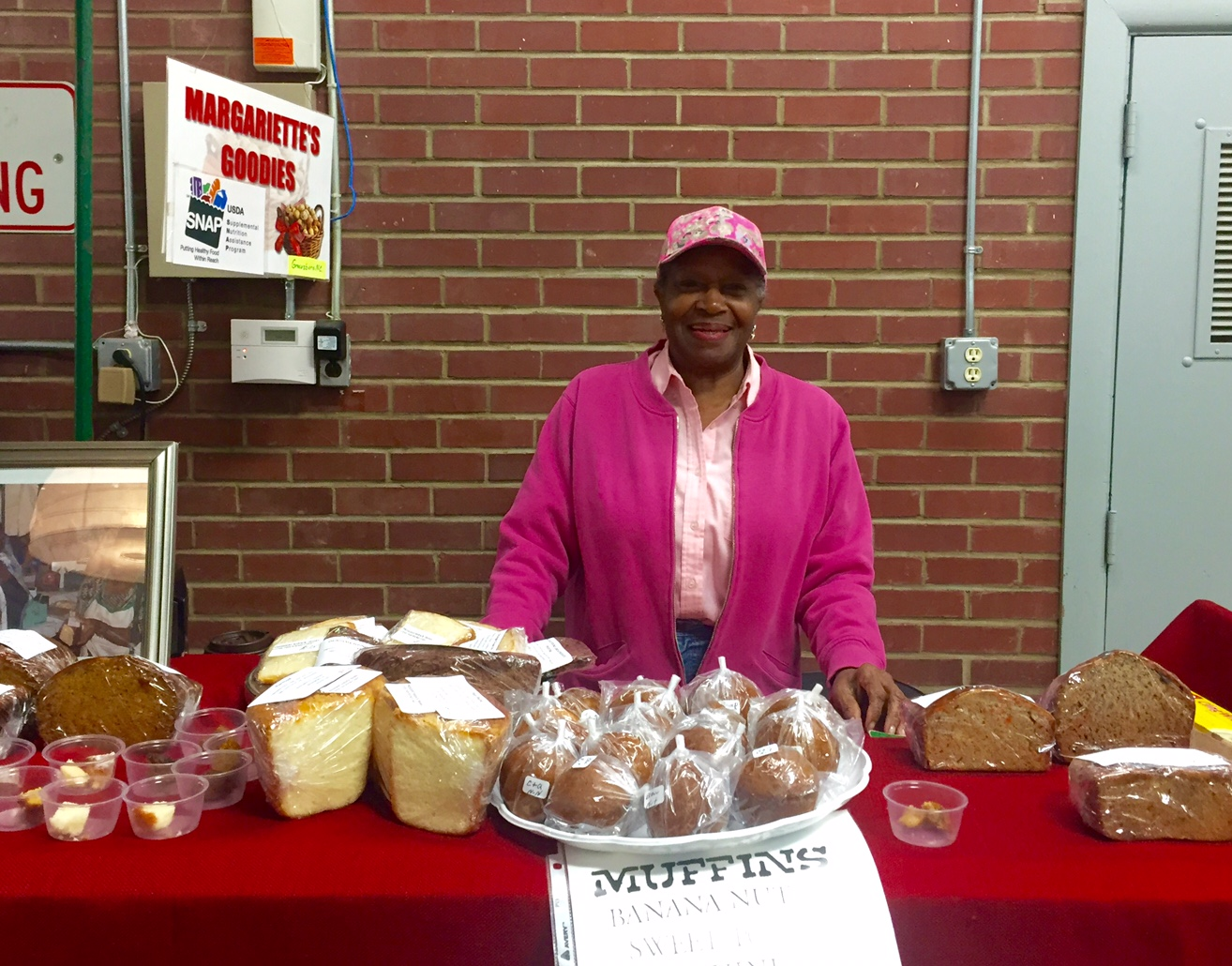Meet Your Vendor: Margariette Graves