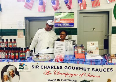 Sir Charles Gourmet Sauces Inc.