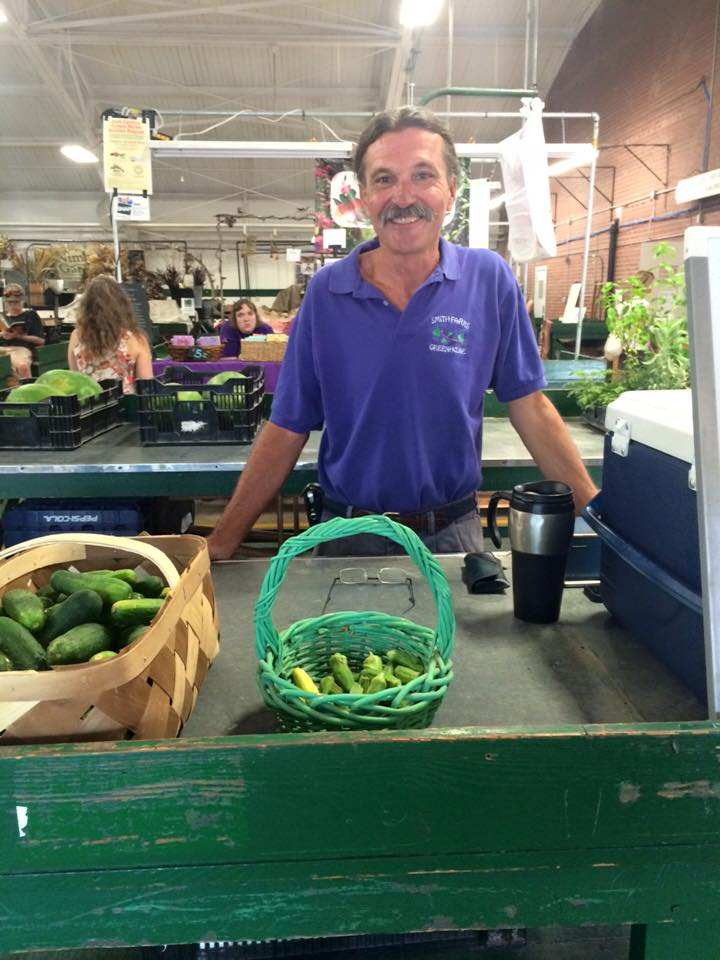 Meet Your Vendor: NC Seafood & George Smith Greenhouses