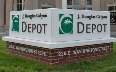 This Saturday: Greensboro Farmers Curb Market Announces Temporary Move to J. Douglas Gaylon Depot on October 7th