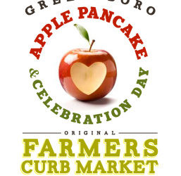 Greensboro Farmers Curb Market Hosts Apple Pancake and Celebration Day Saturday November 18, 8 am – 11:30 am