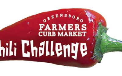The Greensboro Farmers Curb Market Hosts 7th Annual Chili Challenge  Saturday, January 20, 2018 from 9am – 11:30 am Call for Teams