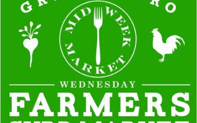 Seasonal Mid-Week Market Re-Opens Wednesday, April 19th 8 am-1 pm