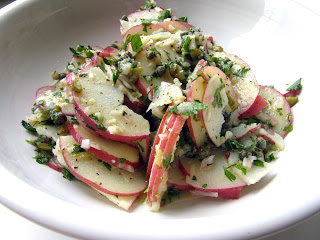 Chef Steve Terrill's French Potato Salad