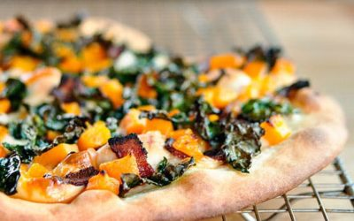 Partnership for Community Cares Shares Kale and Butternut Squash Pizza Tasting and Recipe